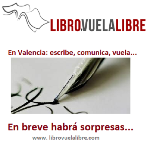 Tributos literarios de los talleres de creación literaria de LIBRO, VUELA LIBRE en Valencia