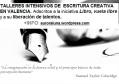 Taller de escritura creativa en Valencia - copia