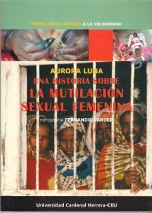 Aurora Luna, libros y publicaciones ( I ): Una Historia sobre la Mutilación Genital Femenina