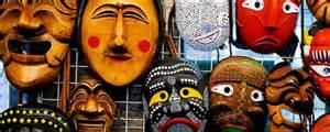 Caras de la creatividad