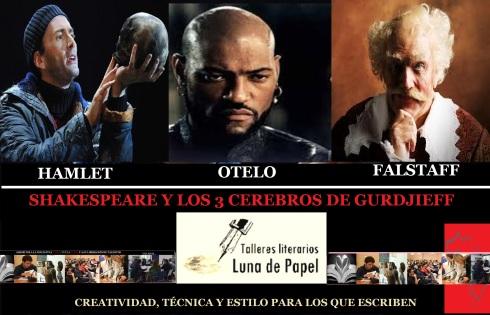 Otelo, Hamlet, Falstaff