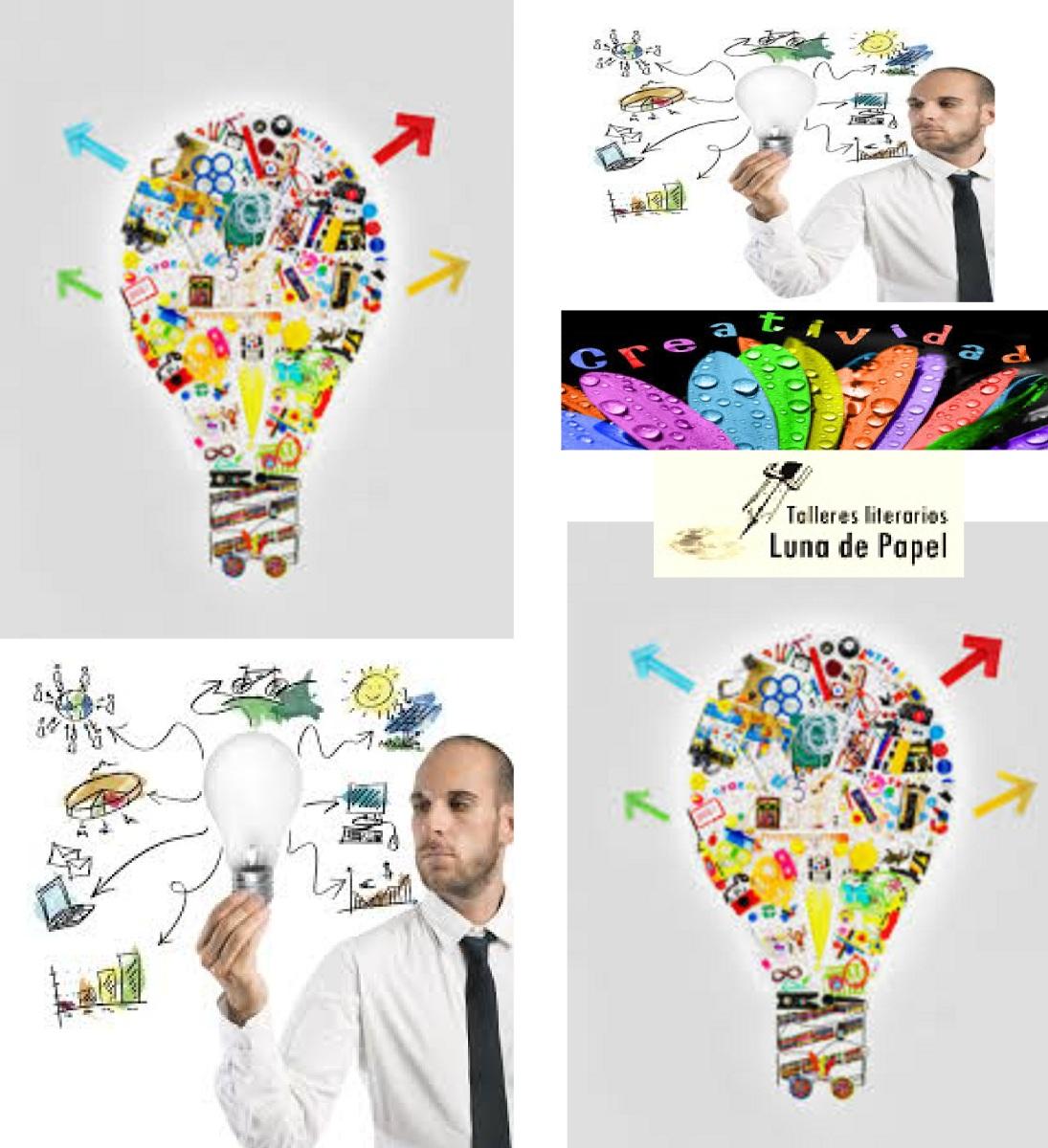 ¿SOY CREATIVO?: FORO DE CREATIVIDAD Y TEST PARA IMAGINATIVOS. Curso - taller de escritura Valencia