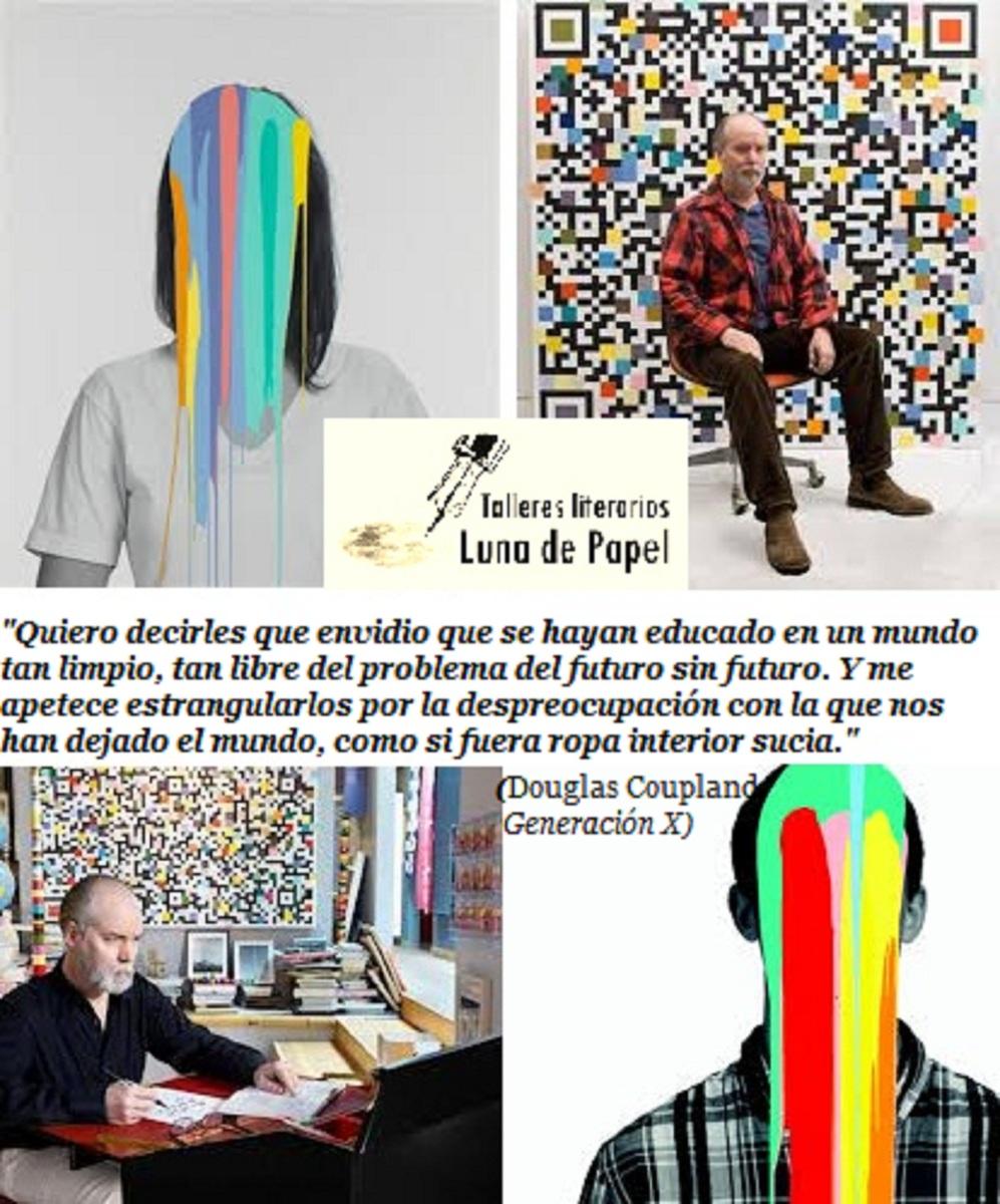DOUGLAS COUPLAND: LOS RELATOS DEL VACÍO. Curso de escritura creativa en Valencia