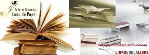 libros volando