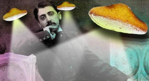 Retrato de Proust