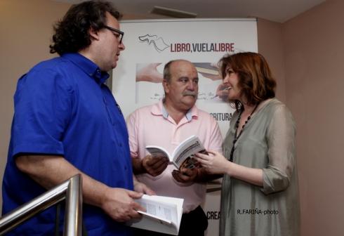 Jose Carlos Morenilla, Jose antonio Garzón y Aurora Luna