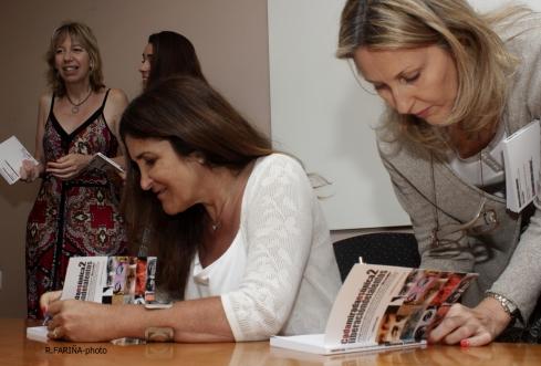 Lydia Baltazar y María Martínez Jordá
