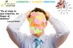 Causas del bloqueo creativo