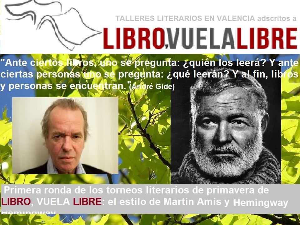 EJERCICIOS LITERARIOS DE PRIMAVERA