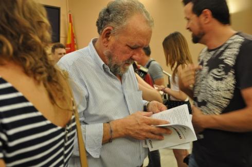 Actos literarios Valencia