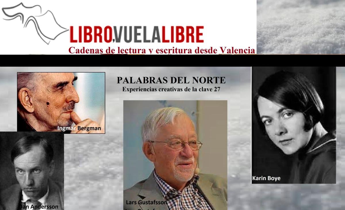 PALABRAS DEL NORTE. Taller de escritura en Valencia. Clave 27