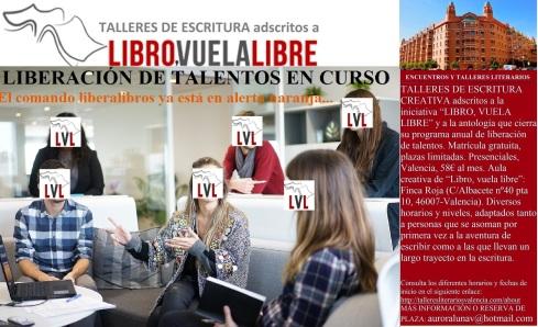 Taller de escritura creativa pdf en Valencia