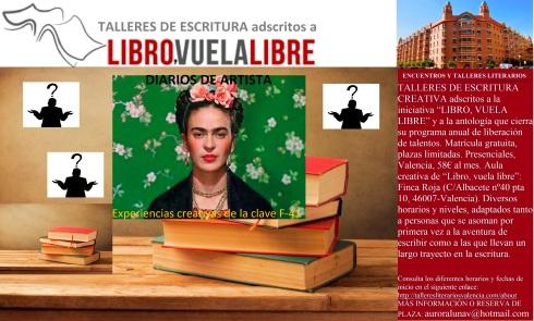 Curso taller de escritura creativa en Valencia