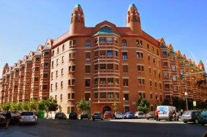 C/Albacete nº40 pta 10, Valencia. FINCA ROJA