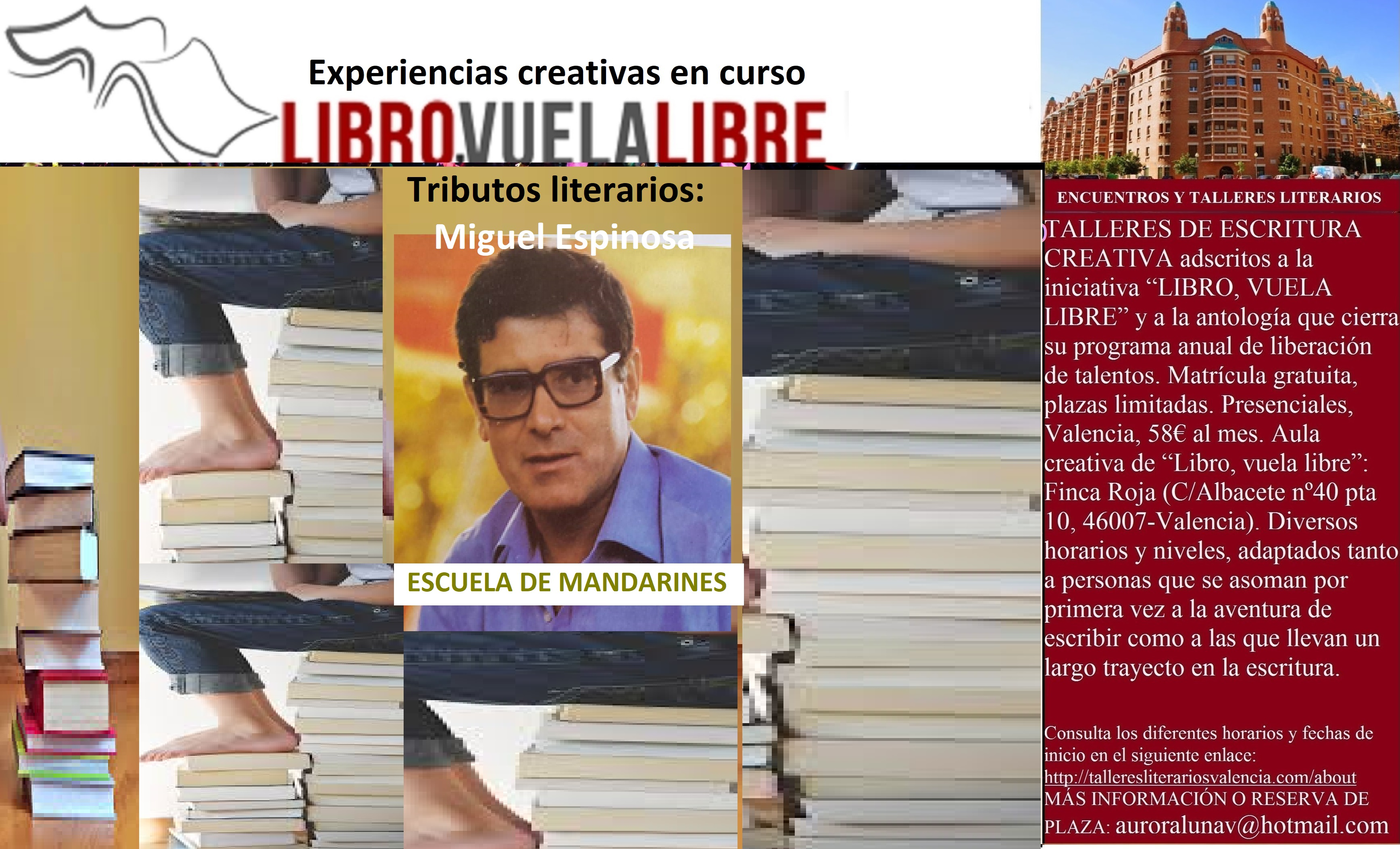 000Talleres de escritura creativa en Valencia