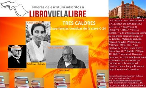 000 Club de escritura en Valencia