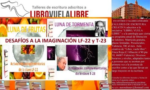 Desafíos a la imaginación
