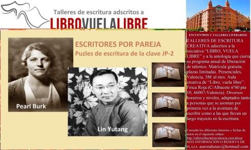 Juegos del taller literario en Valencia de LIBRO, VUELA LIBRE