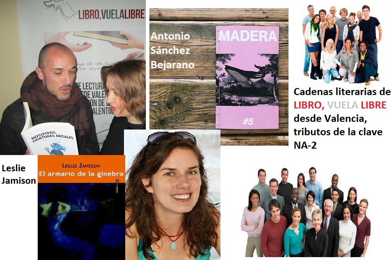 Comunidades literarias de LIBRO, VUELA LIBRE: Antonio Sánchez Bejarano y los tributos de la clave NA-2