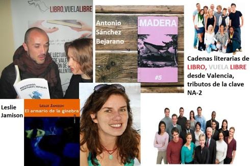 Noticias de los talleres de escritura creativa de LIBRO, VUELA LIBRE en Valencia
