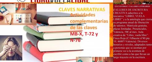 Cursos y talleres en Valencia de LIBRO, VUELA LIBRE