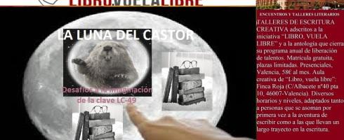 Talleres de escritura en Valencia de la luna del castor