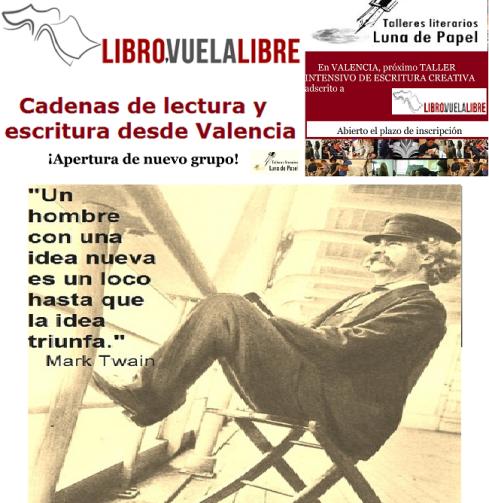 Talleres de narrativa en Valencia
