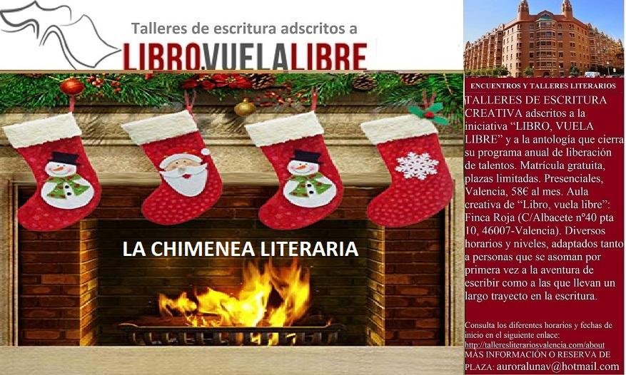 LA CHIMENEA LITERARIA, recomendaciones en curso del club de lectura