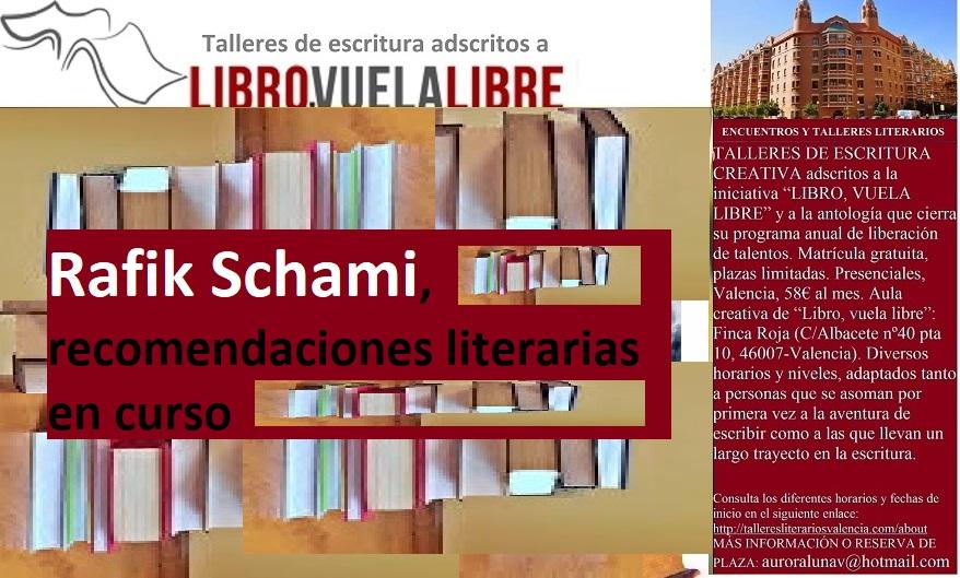 Club de lectura: Rafik Schami