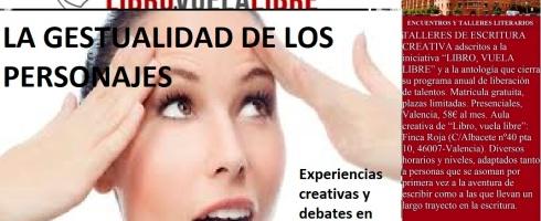 Debates en curso en los talleres literarios y los cursos de escritura de LIBRO, VUELA LIBRE en Valencia