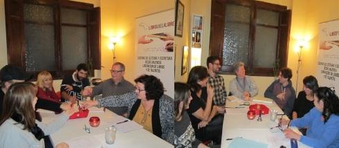 Talleres de escritura creativa en Valencia de LIBRO, VUELA LIBRE en la segunda fase de los torneos