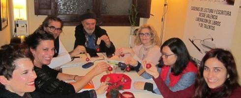 Grupos de escritura en Valencia de los miércoles