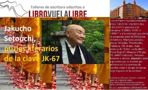 Talleres literarios en Valencia de LIBRO, VUELA LIBRE, clave Jk-67