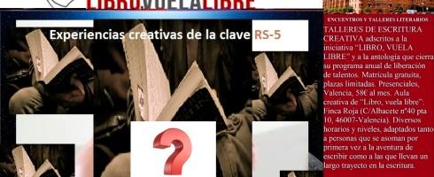 Talleres creativos en Valencia, actividades creativas en curso