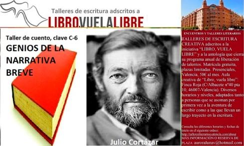 Taller de cuento en Valencia de LIBRO, VUELA LIBRE