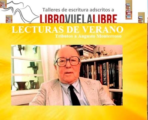 Lecturas de verano en los talleres de escritura creativa en Valencia de LIBRO, VUELA LIBRE
