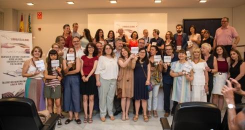 Presentación de la antología Cada mirada es única. Liberació de talentos 2019 en el Museo de la Ciudad de Valencia