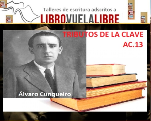 ejercicios literarios de la clave AC.13 en los talleres de escritura creativa de LIBRO, VUELA LIBRE en Valencia