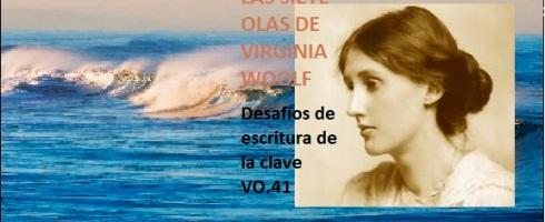 Virginia Woolf en la clave VO.41 del taller de escritura en curso