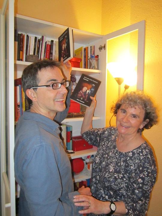 Sandra Bruce en nuestra biblioteca de talentos