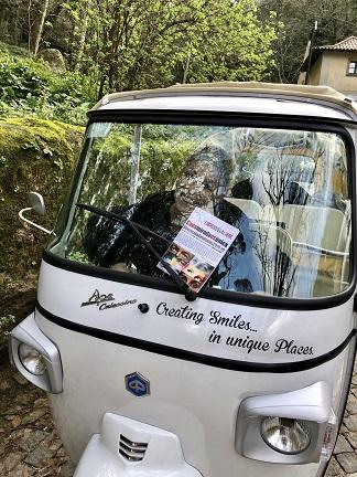 Dos nuevos itinerarios literarios en Portugal