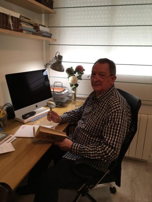 Jose Luis Blanco Seguí colabora en nuestra campaña Editar en papel
