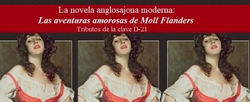 La novela anglosajona moderna y el personaje de MolL Flanders en los tributos a Daniel Defoe del taller de escritura de LIBRO VUELA LIBRE