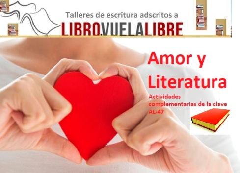 El tema del amor y literatura regresa al taller de escritura en Valencia de Libro vuela libre