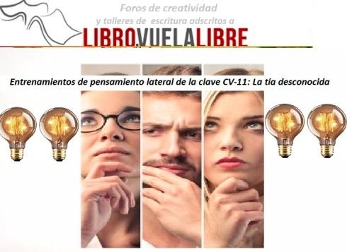Ejercicios de creatividad en el taller de escritura en Valencia de LIBRO VUELA LIBRE