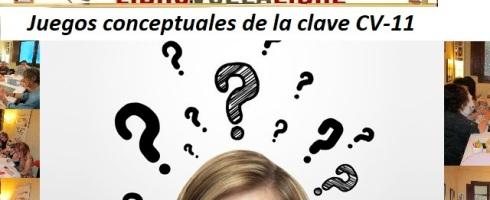 Juegos conceptuales en el curso de escritura en Valencia de Libro vuela libre