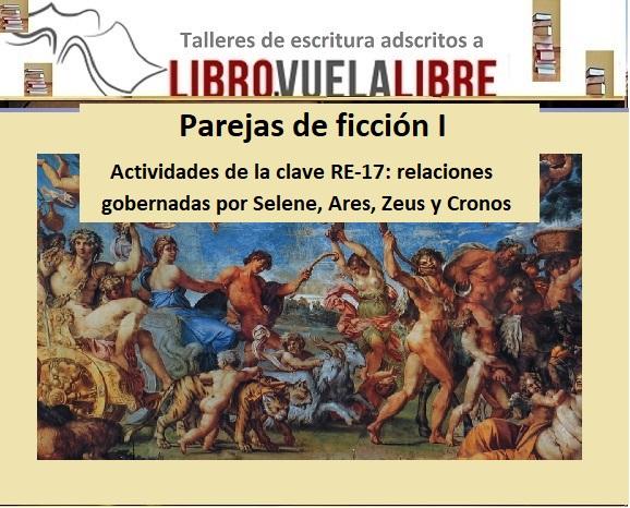 Parejas de ficción en el taller de escritura en Valencia de Libro vuela libre