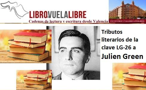 Escritores del siglo XX en los cursos de escritura creativa de Libro vuela libre. Julien Green y la clave LG-26