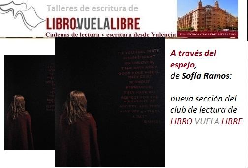 A TRAVÉS DEL ESPEJO, nueva sección del club de lectura de Libro vuela libre